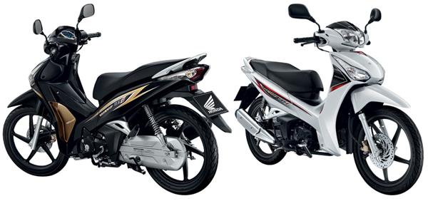 Honda-WAVE-125i-black-white