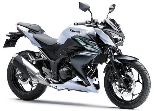 2 Kawasaki-Z250-White